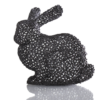 Kép 2/2 - Filanora Filacorn PLA filament 1,75mm glitter ÉJFEKETE