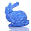 Kép 2/2 - Filanora Filacorn PLA filament 1,75mm glitter KÉK