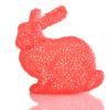 Kép 2/2 - Filanora Filacorn PLA filament 1,75mm glitter PIROS