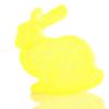Kép 2/3 - Filanora Filacorn PLA BIO HI filament 1,75mm sárga