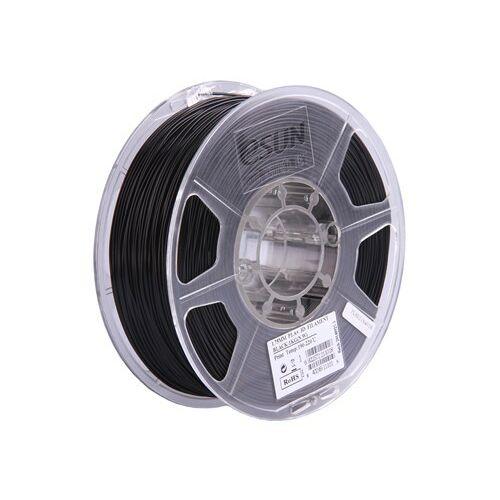 Esun PLA+1,75mm fekete 1kg