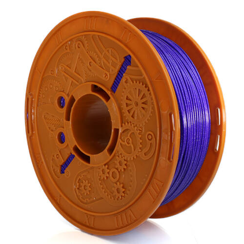 Filanora Filacorn PLA filament 1,75mm glitter Ametiszt