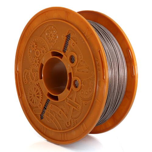 Filanora Filacorn PLA filament 1,75mm glitter BRONZ