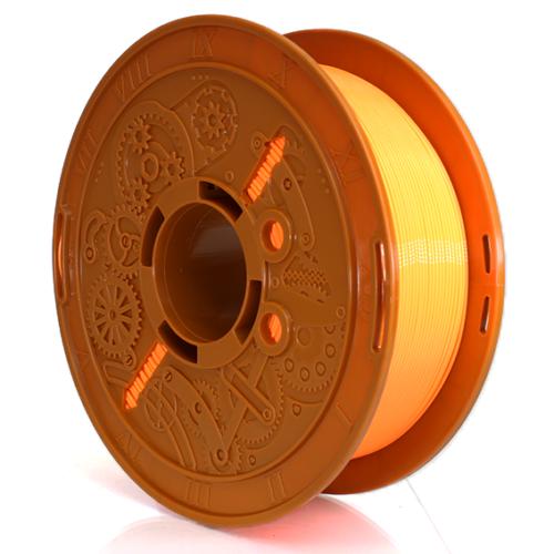 Filanora Filacorn PLA filament 1,75mm Fluoreszkáló KÖZÉP NARANCS
