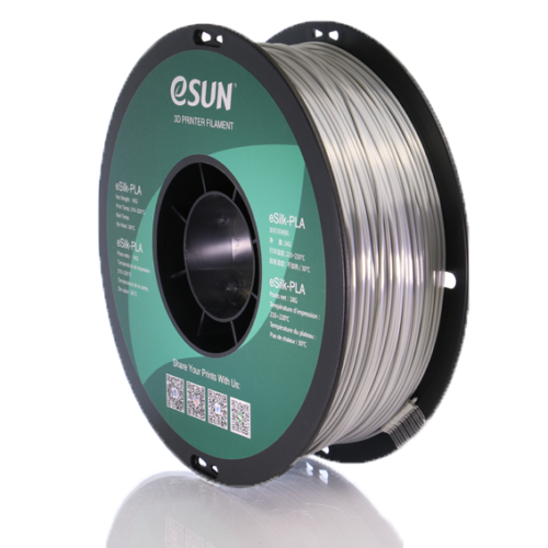 Esun esilk PLA filament 1,75mm EZÜST 1kg